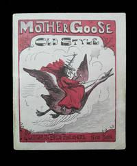 Mother Goose's quarto of nursery rhymes.