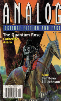 image of Analog. Science Fiction and Fact. Volume 119, No. 5. May 1999