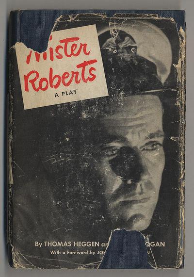 New York: Random House, 1958. Hardcover. Very Good/Fair. Fourth printing. Very good in a fair dustwr...