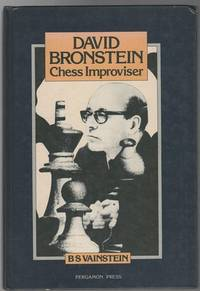 David Bronstein - Chess Improviser.