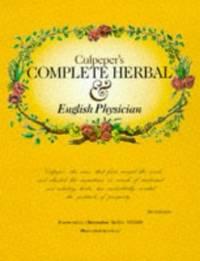 image of Culpepers Complete Herbal