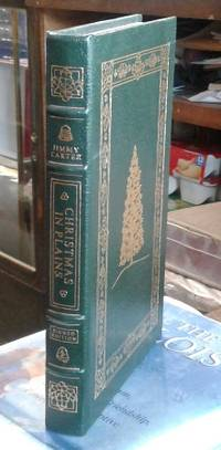 Christmas in Plains (SIGNED) Easton Press Leatherbound Memories