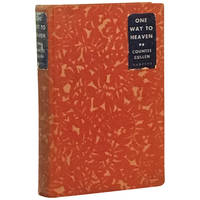 One Way to Heaven by  Countee Cullen  - First Edition  - 1932  - from Downtown Brown Books, ABAA (SKU: 8946)
