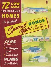 72 Low Cost Suburban Ranch Homes by HomOgraf.