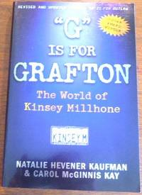 G IS FOR GRAFTON, THE WORLD OF KINSEY MILLHONE