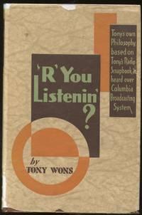 'R' You Listenin'