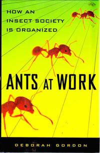 image of Ants At Work: How An Insect Society Is Organized
