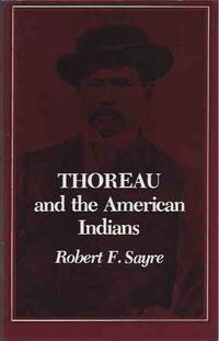 image of Thoreau and the American Indians