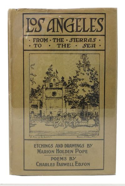 Los Angeles: Warren T. Potter, Publisher, 1916. 1st edition (Rocq 3801). INSCRIBED by the author on ...