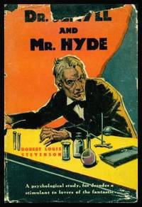 image of THE STRANGE CASE OF DR. JEKYLL AND MR. HYDE - with - TRAVELS WITH A DONKEY