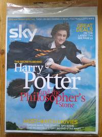 image of Harry Potter Cover Sky Magazine 2003