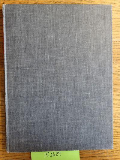 Newton, Massachusetts: Charles T. Branford Company, 1960. U.S. edition. Hardcover. VG (No dj; book h...