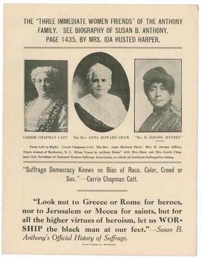 �The �Three Immediate Women...