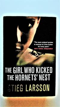 image of The Girl who kicked the hornet's nest.