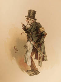 The characters of Charles Dickens pourtrayed by Kyd.