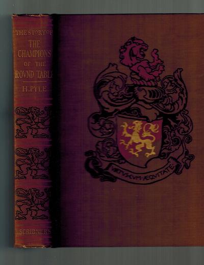 New York: Charles Scribner's Sons, 1905. Very Good, no jacket, in original brown boards stamped in b...