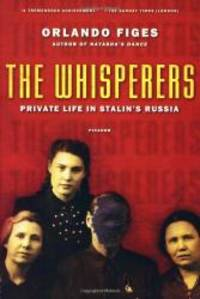 image of The Whisperers: Private Life in Stalin's Russia