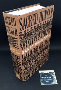 Sacred Hunger ( Signed By the Author With A Loose 'Joint Winner Booker Prize 1992'...