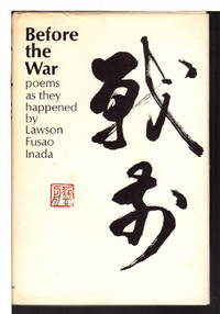BEFORE THE WAR: Poems as They Happened