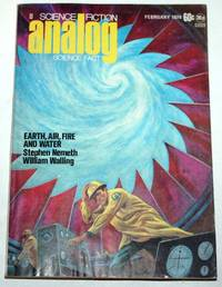 Analog Science Fiction/Science Fact February 1974 by Ben Bova (Editor) - Paperback -   - 1974 - from H4o Books (SKU: 026233)