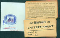 Tickets for Stereopticon & Film Exchange, 104 - 110 Franklin St., Chicago