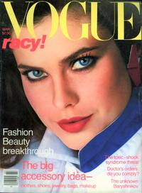 VOGUE 1981 - CAROL ALT by VOGUE MAGAZINE - March - 1981 - from Vancouver Bookseller (SKU: 209)