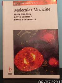 Lecture Notes on Molecular Medicine by  David  Rubenstein  - Paperback  - 1995  - from Raffles Bookstore (SKU: T13)