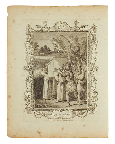 Single plate. London: Harrison and co., . Single plate, 10 x 7.5 ins. A little browned around the ed...