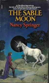 THE SABLE MOON; Third Book of the Isle