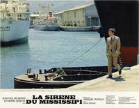 image of Mississippi Mermaid [La sirene du Mississipi] (Collection of 8 lobby cards for the 1969 film)