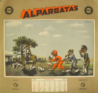 """""""A Fine Collection of Almanacs..."""