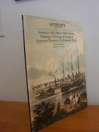 American 18th, 19th and 20th Century Paintings, Drawings and Sculpture and American Decorative...