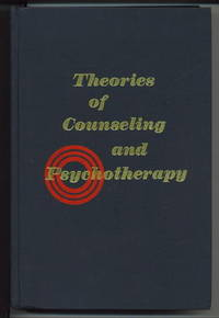 image of Theories Of Counseling And Psychotherapy