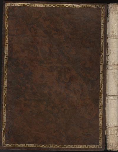 Brescia: Nicolo Bettoni, 1807. Edition Unstated. Hardcover (Full Leather). Very Good Condition. Cont...