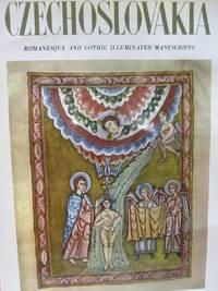 Czechoslovakia Romanesque and Gothic Illuminated Manuscripts
