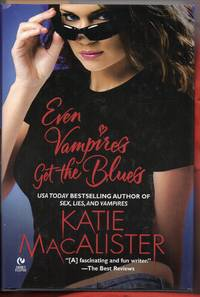 image of Even Vampires Get the Blues