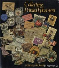 Collecting printed ephemera by  Maurice Rickards - Hardcover - 1988 - from Klondyke and Biblio.com