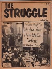 The Struggle Vol. 1, No. 1, June-July 1968