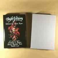 NIght Visions 1: All Original Stories By Charles L. Grant, Steve Rasnic Tem, Tanith Lee