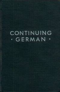 image of Continuing German
