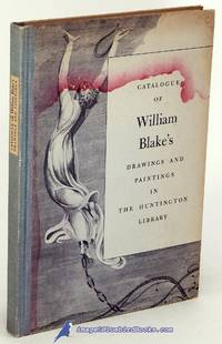 Catalogue of William Blake's Drawings and Paintings in the Huntington  Library (Second Edition)