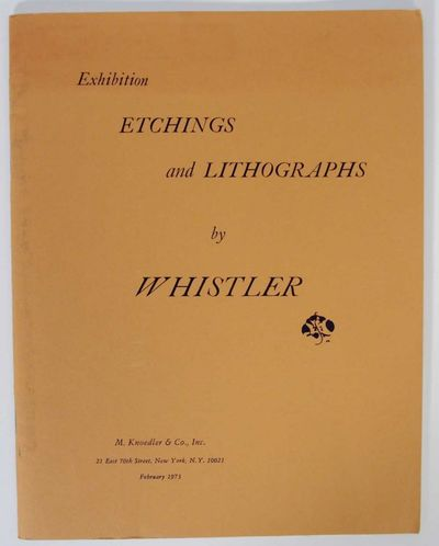 New York: M. Knoedler & Co. Inc, 1973. First edition. Softcover. 28 pages. Exhibition catalog for a ...