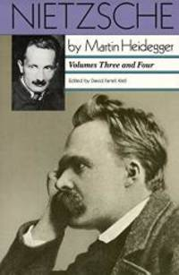 image of Nietzsche: Vols. 3 and 4 (Vol. 3: The Will to Power as Knowledge and as Metaphysics; Vol. 4: Nihilism)