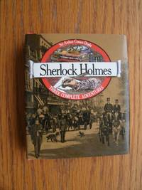 Sherlock Holmes Three Complete Adventures ( Two Complete Adventures ) Mini Book