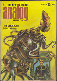 Analog Science Fiction / Science Fact, July 1970 (Volume 85, Number 5)