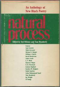 image of Natural Process: An Anthology of New Black Poetry