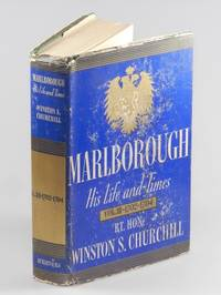 Marlborough: His Life and Times, Volume III by Winston S. Churchill - First edition, first printing - 1935 - from Churchill Book Collector and Biblio.com