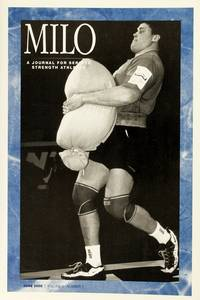 image of Milo, a Journal for Serious Strength Athletes, June 2000, Volume 8, Number 1