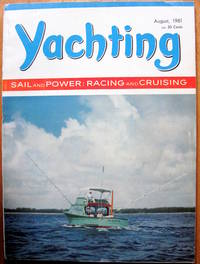 Lake Michigan's Racing Circuit. Article in Yachting. Power and Sail. August, 1961