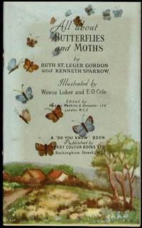 image of All About Butterflies and Moths